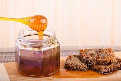 Honig aus Imkerei
